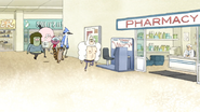 S4E25.023 Walking by the Pharmacy