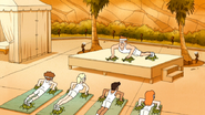 S6E15.093 Doing Yoga on Turtles