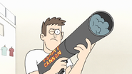 S7E29.074 Clerk Aiming His Cannon