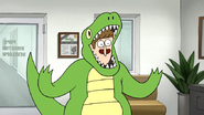S7E17.099 A Guy in a Dinosaur Suit