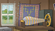 S7E23.055 Another Window Breaking and Skips' Glass Harmonica