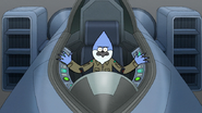 S8E15.206 Mordecai Landed in His Fighter Ship