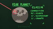 S8E19.023 Fear Planet Class M