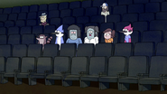 S4E12.002 The Guys and Ladies Watching The Longest Weekend