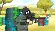 S5E35.045 Quips Playing Paintball