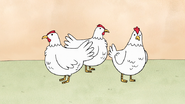 S8E23.166 Three French Hens