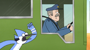 S6E13.061 Mordecai Asking Where the Door Is
