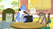 S7E20.050 Mordecai Trying to Get the Tape Out 01