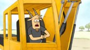 S5E19.117 Thomas Trying to Use an Excavator