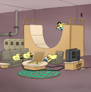 S4E19.36 The Ducks' Home