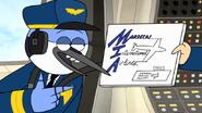 S7E26.005 Mordecai Approves