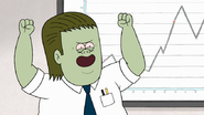 S7E25.103 Muscle Man is Happy to Get Ohhh! Kay!