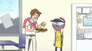 S8E03.143 Customer Complaining About His Grilled Cheese Sandwich