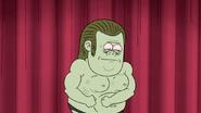 S5E11.138 Muscle Man Posing