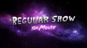 Regular Show the movie