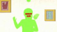 S7E26.134 Error 220