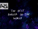 The Best Burger in the World