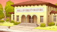 S7E36.148 Hall of Great Orators