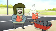 S6E27.008 Muscle Man and HFG Ordering Their Sandwich