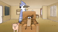 S7E13.103 Mordecai's Phone is Ringing