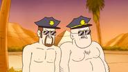 S6E15.124 Officer Glenn and Hank
