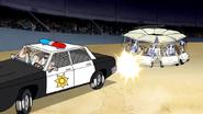 S4E24.188 The Police Cruiser Hitting the Cart