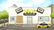 S7E20.176 VHS Video Store Aftermath