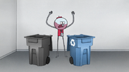 S8E19.300 Why there's a soda can in the trash and soiled tissues in recycling