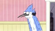 S3E25 Mordecai gets angry