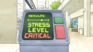 S4E25.033 Strss Level Critical