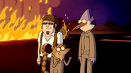 S4E23.091 Rigby Liked Outrunning an Explosion