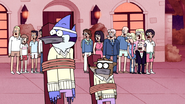 S4E31.097 Mordecai and Rigby Sees the Park Workers' Arrival