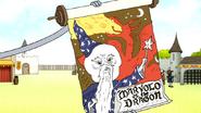 S7E30.034 Marvolo vs. the Dragon Poster