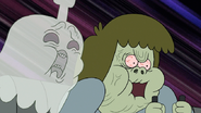 S8E01.245 Muscle Man and HFG Screaming