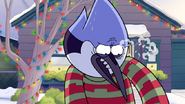 S6E10.194 Mordecai Looking for His Cell Phone