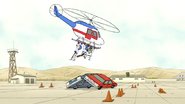 S5E13.103 Grabbing Onto a Helicopter Skid