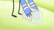 S2E11.071 Mordecai Holding a Large Ice Cube