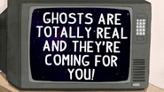 S8E17.064 Ghost are Totally Real and They're Coming for You