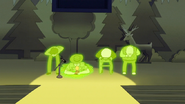 S7E02.160 The Park Manager Ghosts Bowing