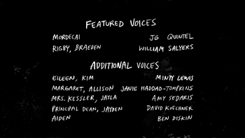 S7E14 The Eileen Plan Credits