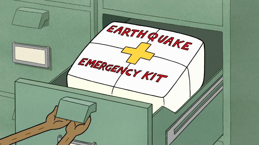 S7E28019 Earthquake Emergency Kit