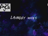 Laundry Woes