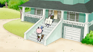 S8E02.007 Park Crew Running Into the House