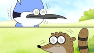 S7E11.098 Mordecai and Rigby's Caffeine Eyes