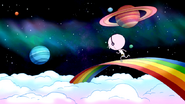 Sh02.052 Pops Running on a Rainbow in Space 02
