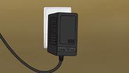 S6E07.083 Hanatronic TV Plug