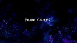 Prank Callers TC
