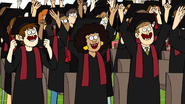 S7E36.336 Rigby's Classmates Cheering