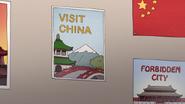 S7E15.012 Visit China Poster