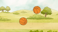 S5E10.118 Rigby's Basketball Meets Another Basketball